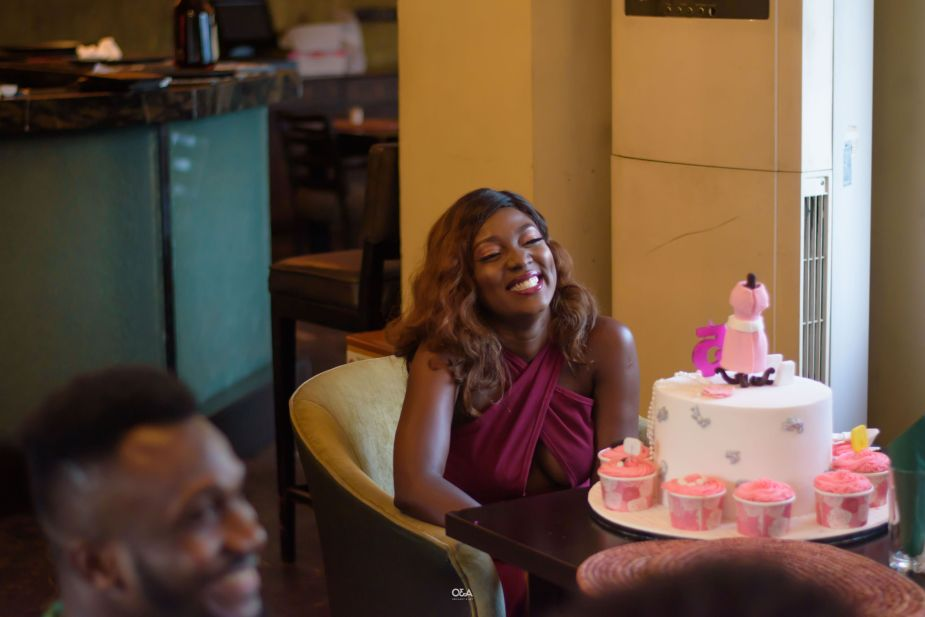 My Birthday Shenanigans Wumi Tuase Nigerian Style Blogger Surprise Party Beach Shoot