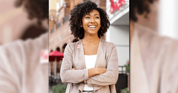 Ashley Lamothe, the youngest franchise owner in Chick-fil-A history