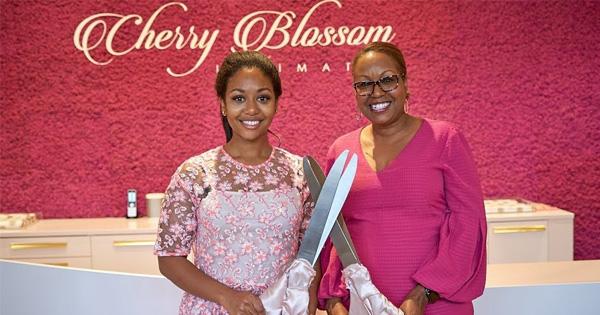 Jasmine Jones and Dr. Regina Hampton, founders of Cherry Blossom Intimates