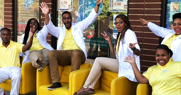 Dr. Martez L. Prince, founder of Premier Pharmacy and Wellness Center