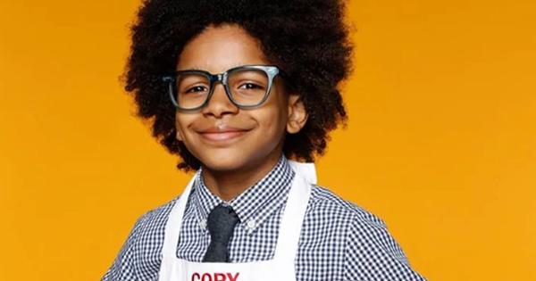 Cory Nieves, a young Black entrepreneur