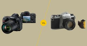 The Differences Between A Digital Camera And A Traditional Camera
