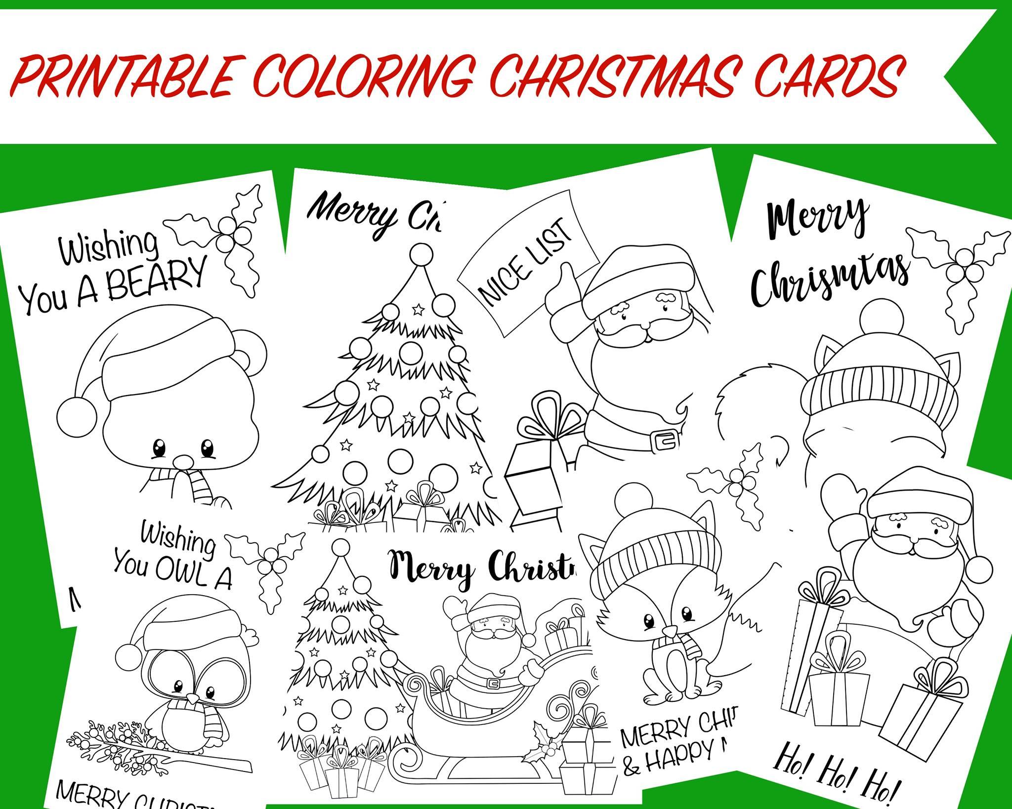 Merry Memories Christmas Printable Bundle Wunder Mom