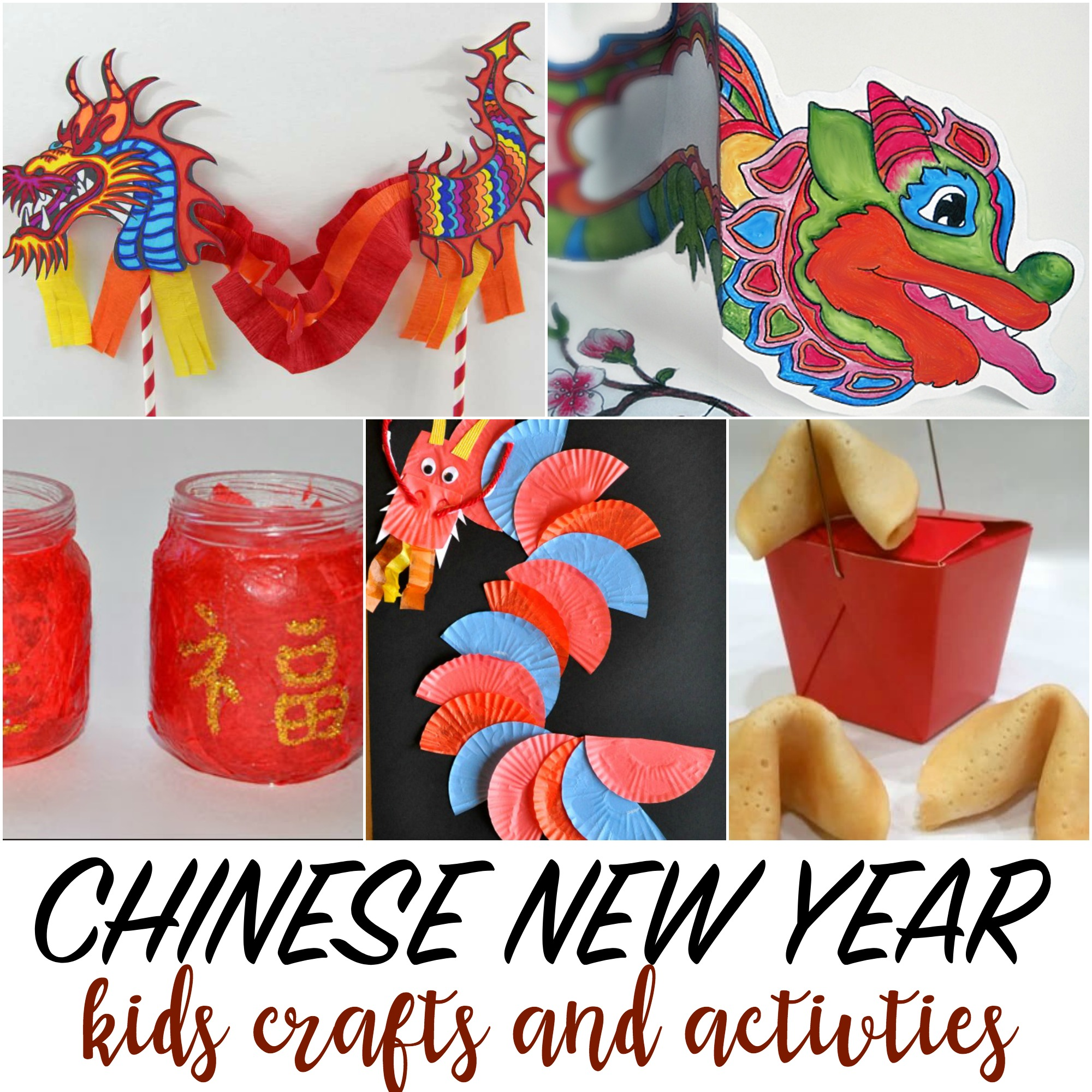 Chinese New Year Celebration For Kids Crafts And Activities