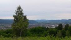 Blick auf Sanski Most