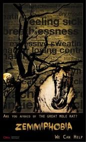 Zemmiphobia Poster