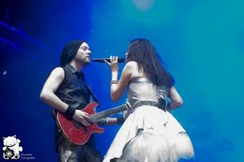 Within Temptation Nova Rock 2013