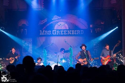 Mrs. Greenbird