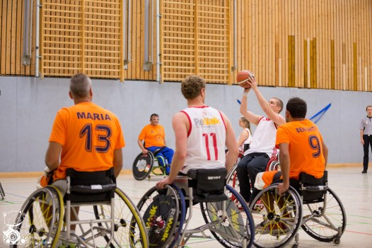 Köln 99ers II - Shalom Rishon Lezion Foto: Steffie Wunderl