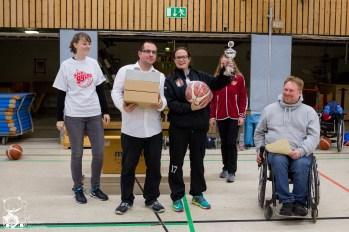 Siegerehrung 3. Leistungsklasse Foto: Steffie Wunderl