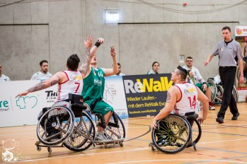 Saison 2015/16: RBC Köln 99ers I - Mainhatten Skywheelers 05.12.2015
