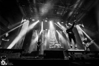 Parkway Drive Photo: Steffie Wunderl