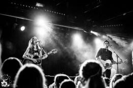 Kate Voegele & Tyler Hilton Foto: Steffie Wunderl