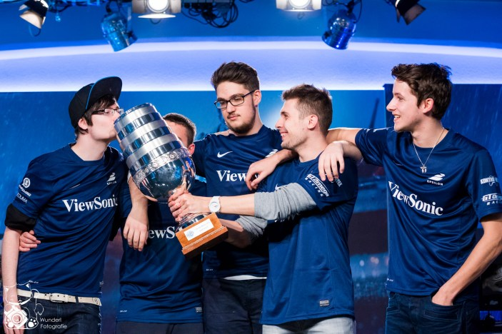 ESLOne Battlefield4 Winter Finals 2015 Day 2