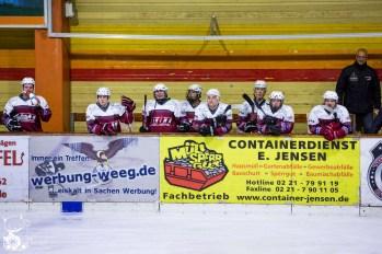 EHC Troisdorf - Neuss EV Foto: Steffie Wunderl