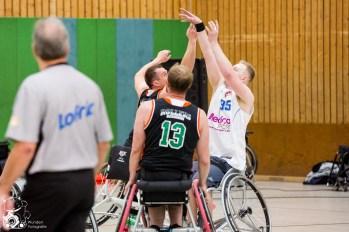 ASV Bonn vs. Rollers Zwickau Foto: Steffie Wunderl