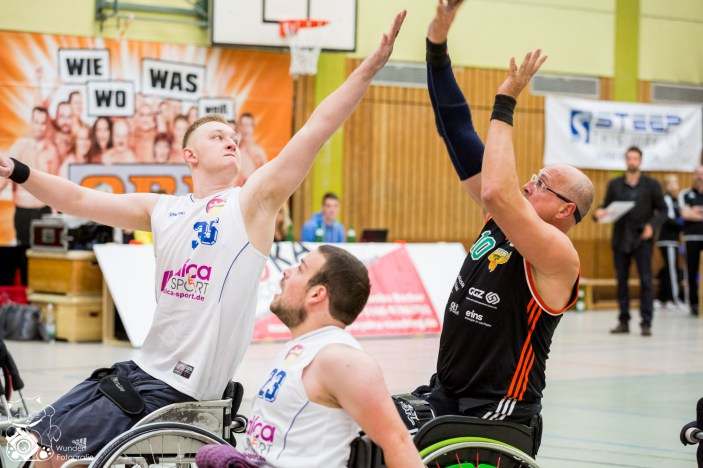 Saison 2016/17: ASV Bonn - Rollers Zwickau