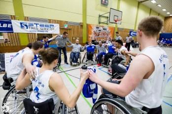 Saison 2016/17: ASV Bonn - BG Baskets Hamburg