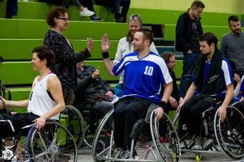 Saison 2016/17: ASV Bonn vs. RSB Thuringia Bulls