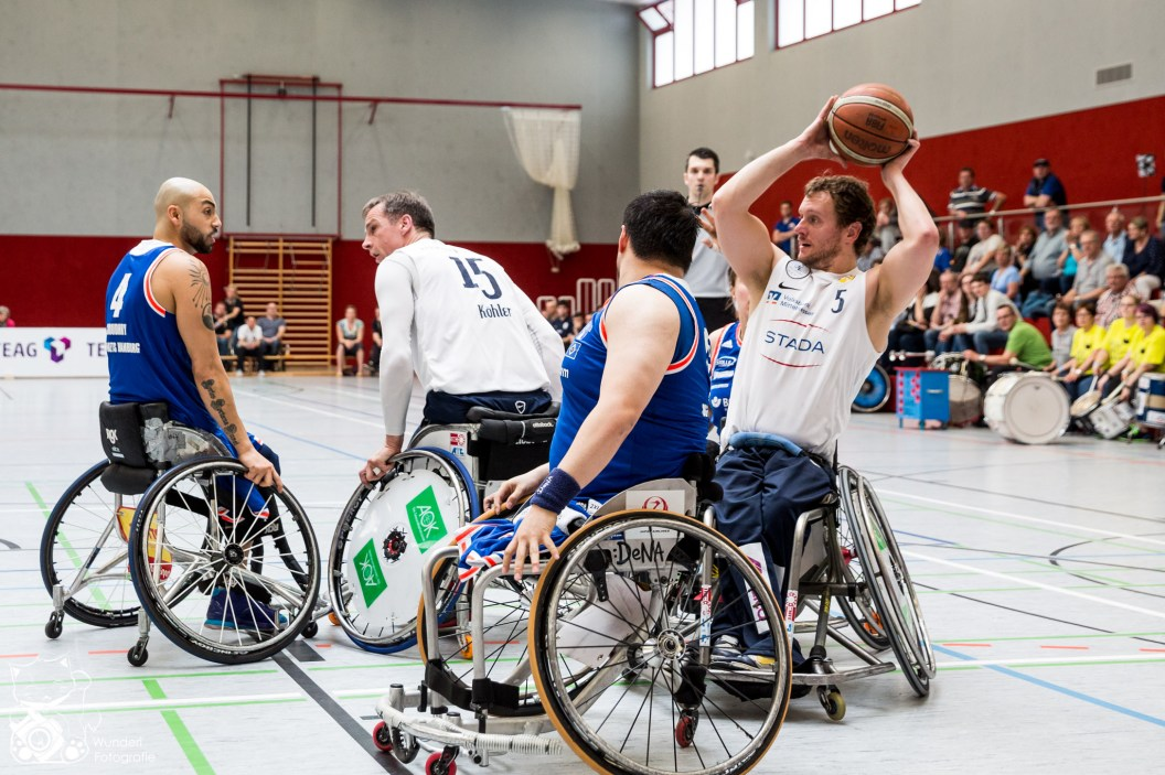 RSV Lahn-Dill vs. BG Baskets Hamburg