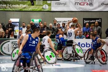Saison 2016/17: Playoffs RSV Lahn-Dill vs. RSB Thuringia Bulls