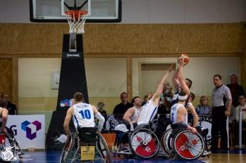 Saison 2016/17: Playoffs RSB Thuringia Bulls vs. RSV Lahn-Dill