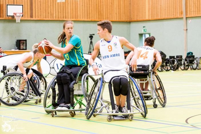 Sonntag Spiel 2: Niederlande vs. Australien