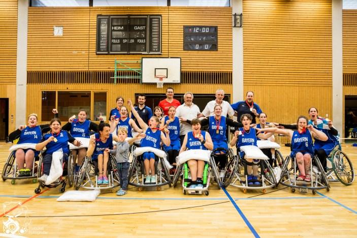 Deutsche Meisterschaft der Damen 2018