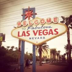 Las Vegas sign - wundertute