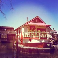 sausalito house boat - wundertute