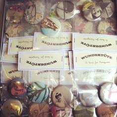 badges packaging - wundertute
