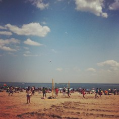 Coney ISland beach New York - Wundertute