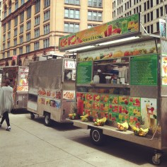 Food Truck New York - Wundertute