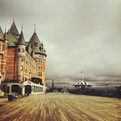 Chateau Frontenac Quebec - Wundertute