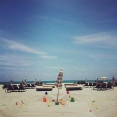 Miami beach Wundertute