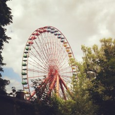 Grande roue Berlin - Wundertute