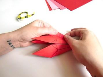 DIY - Fleurs en papier collage - Wundertute