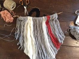 Atelier DIY Mother Lille tenture laine - Wundertute