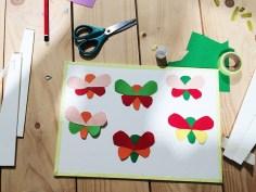 atelier cadre papillon diy - wundertute