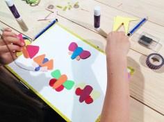 atelier diy papillons enfant - wundertute