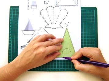 2 - DIY - mobile ete enfants - wundertute - dessin pont