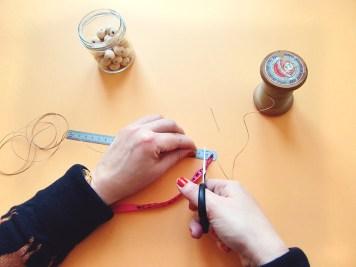 DIY - etoile de noel 1 - wundertute