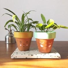 Pot pour plantes personnalisés