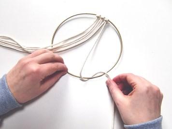 DIY - macrame cercle - B3a