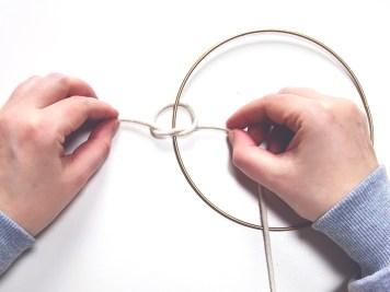 DIY - macrame cercle - C1b