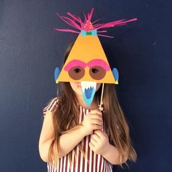 masque papier wundertute 4