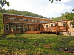 Tyson Living Learning Center WunderWoods
