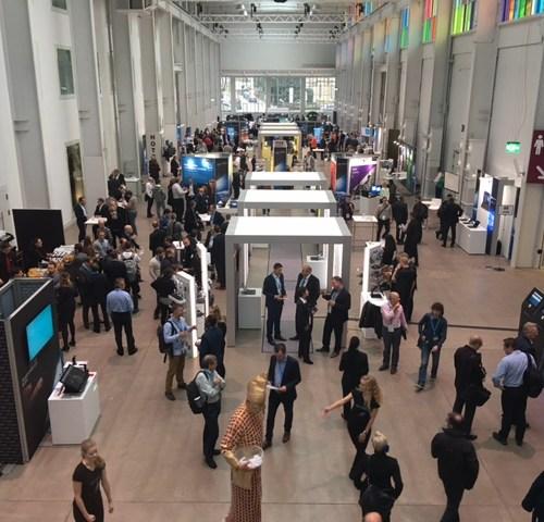 IT Computer: Event Management Dell EMC Forum 2016, Trafo-Baden