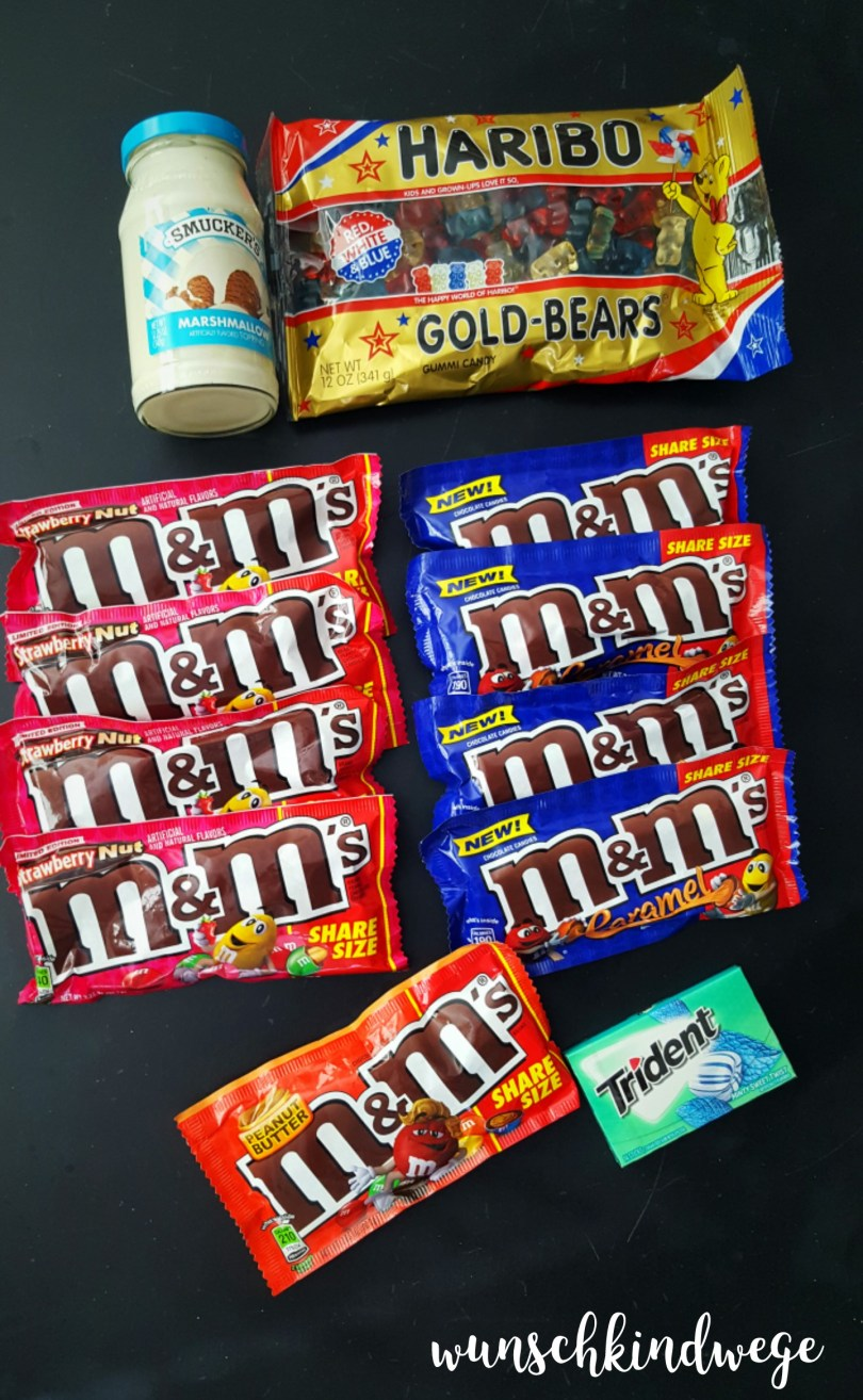 M&M's, Haribo & Smuckers Marshmallow Lauderdale-by-the-Sea