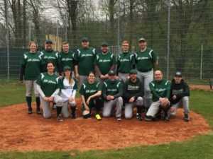 Hit Hunters mixed Softball Wuppertal